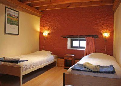 Vakantiehuis Bellevue, slaapkamer