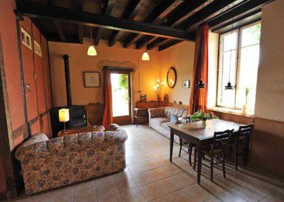 Vakantiehuis la Source interieur