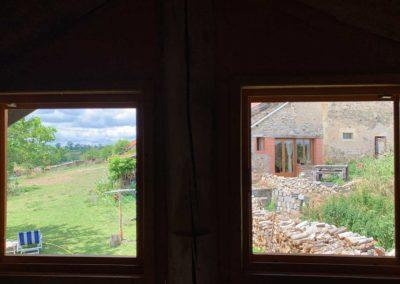 Gîte Chalet à Rondins, Brénazet, Allier, Frankrijk